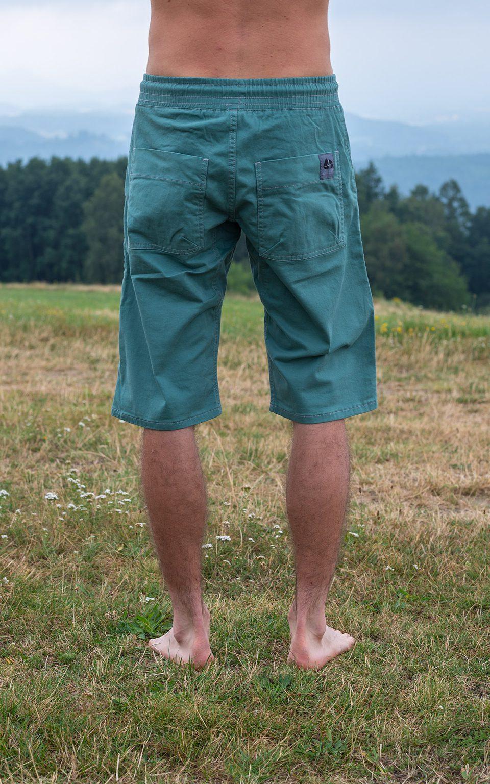 Cotton Classic shorts - mint