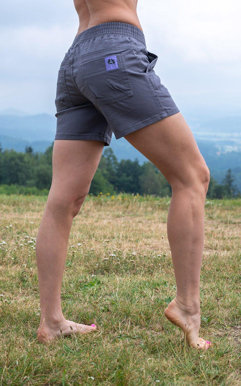 Cotton Classic shorts - light grey