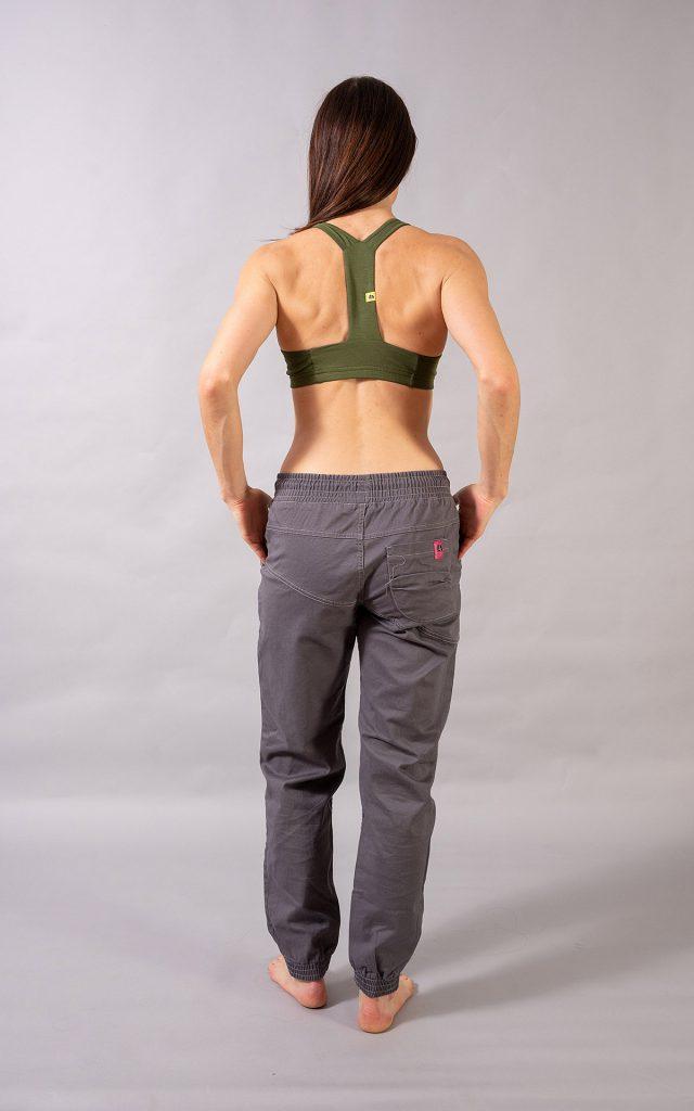 Classic bra top - green