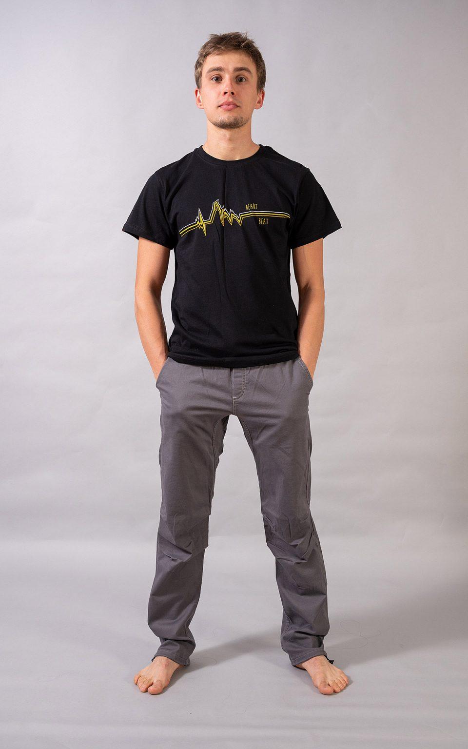 """""""Cerro Torre"""" t-shirt -black"""