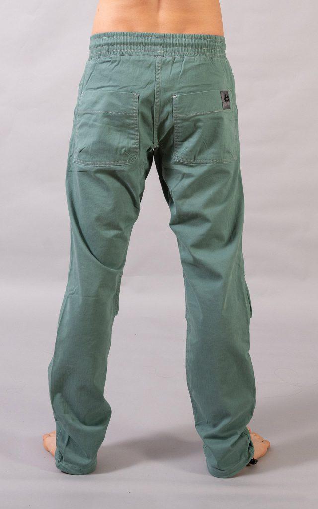 Cotton Classic pants - mint