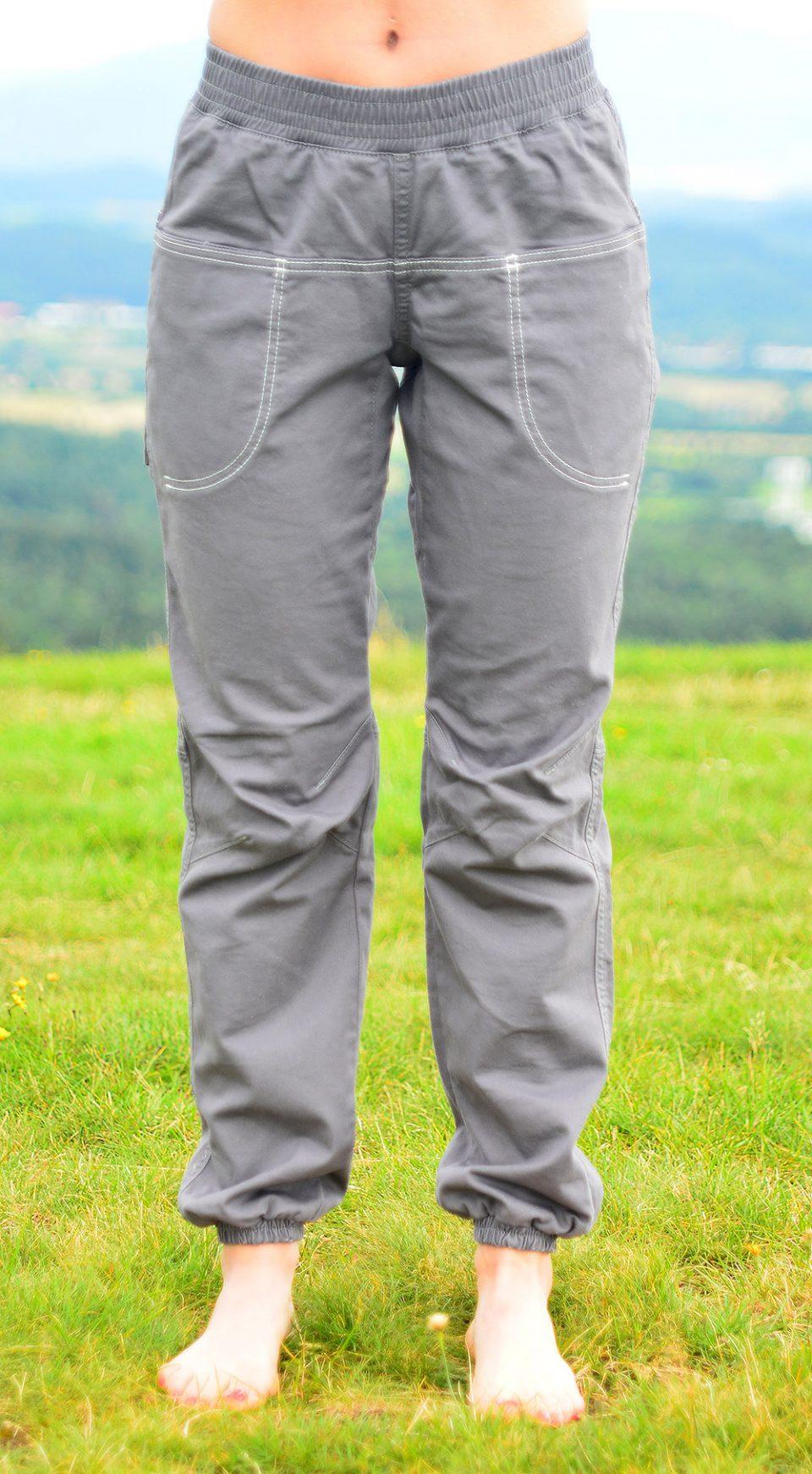 BALANCE pants - ligh grey